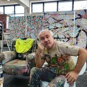 Découvrez l'auto-interview de Damien Hirst sur Instagram