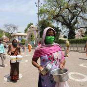 À Delhi, le civisme surgit du confinement