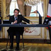 Salomon Malka: Ce que les responsables religieux avaient à dire à Emmanuel Macron