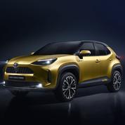 Toyota Yaris Cross, un rival pour le Captur