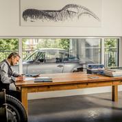Achim Anscheidt, le designer de Bugatti en télétravail