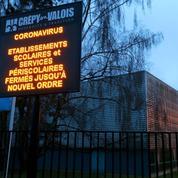 Coronavirus: à Crépy-en-Valois, le lycée a servi d'incubateur à l'épidémie