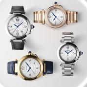 Cartier, Montblanc, Jaeger-LeCoultre... Les merveilles horlogères de 2020 se dévoilent en ligne