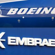 Boeing renonce à son mariage avec le brésilien Embraer