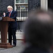 Coronavirus: les trois mois d'une double épreuve pour Boris Johnson
