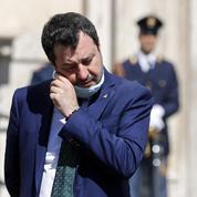Italie: mauvaise passe pour Matteo Salvini, privé d'estrade et d'élection