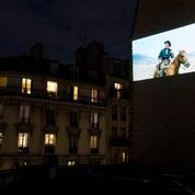 Le cinéma fait le mur à Paris