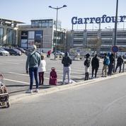 La stratégie de Carrefour validée par le confinement