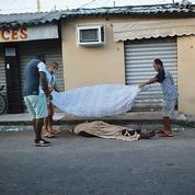 À Rio, la fracture sociale s'est accentuée à cause de l'épidémie
