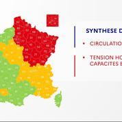 Vert ou rouge: ce que les Français vont être autorisés à faire à partir du 11 mai