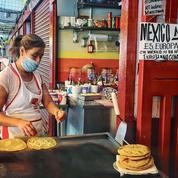 À Mexico, on défie le virus, faute de mieux