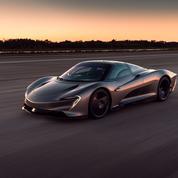 McLaren Speedtail, une hypercar hybride de 1070 ch
