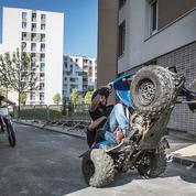 Les rodéos à moto dans les cités exaspèrent, la police reste impuissante