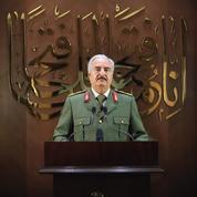Libye: le coup de force d'Haftar pour camoufler son recul