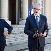 Coronavirus: en France, le report de la TVA reste exclu