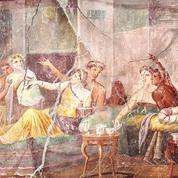Pompéi: dîners en ville