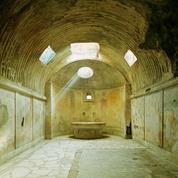 Pompéi: l'heure du bain