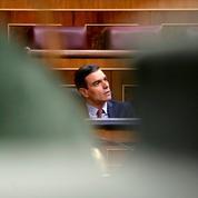 En Espagne, le Covid-19 bouleverse le jeu des alliances politiques