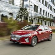 Hyundai Ionic Electric, remise à niveau réussie
