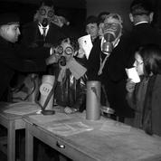 En 1939, l'autre affaire des masques