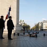 Coronavirus: des hommages confinés aux soldats morts pour la France