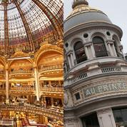 Galeries Lafayette et Printemps interdits de réouverture à Paris