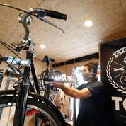 Vélo: le business florissant dela réparation