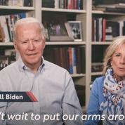 Présidentielle américaine: l'étrange campagne en sous-sol de Joe Biden