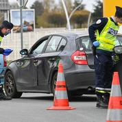 La police face au casse-tête des 100 kilomètres