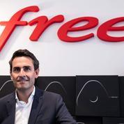 Le groupe Free confirme son retour à la croissance en France