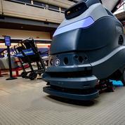 Face au Covid-19, les robots sur tous les fronts