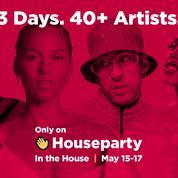 Houseparty élargit sa palette de services en organisant un festival en co-watching