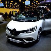 Renault: l'Espace et le Scenic bientôt arrêtés?