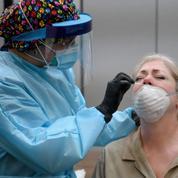 Coronavirus: polémique sur le test rapide utilisé à la Maison-Blanche