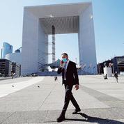 Dans les entreprises, les salariés reprennent peu à peu le chemin du bureau