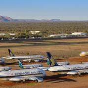 Transport aérien: Alice Springs, voie de garage de l'aviation mondiale