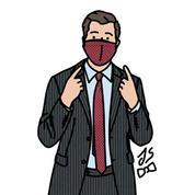 Une chemise achetée, un masque offert!