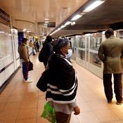 Déconfinement: à Paris, avec les lève-tôt de la ligne 13 du métro