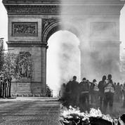 «Gilets jaunes», manifestations et confinement: de Paris agitée à Paris désertée