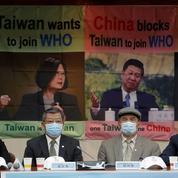 OMS: Taïwan défie Pékin en plein bras de fer sino-américain
