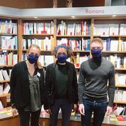 Les librairies, touchées mais pas coulées