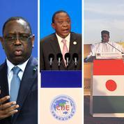 Covid-19: cinq présidents africains plaident pour l'annulation de la dette
