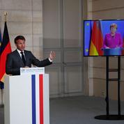 Comment Macron a rallié Merkel à l'idée d'une solidarité financière européenne