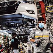 Renault, premier choc social de la crise sanitaire