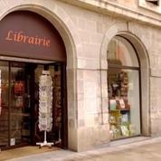 «Comme notre magasin est une ancienne pharmacie, nous faisions passer les livres par la trappe de garde»