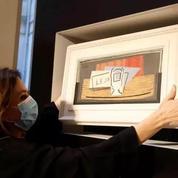 Un Picasso pour 100 euros: une Italienne remporte le tableau