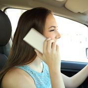 Téléphone au volant: suspension au tournant!
