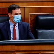 Espagne: fiasco gouvernemental pour prolonger l'état d'alerte sanitaire
