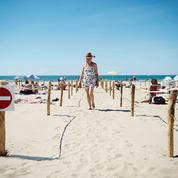 Réouverture des plages: le casse-tête des stations balnéaires