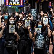 Hongkong: des milliers de manifestants défient Pékin